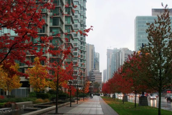 Vancouver-Downtown-Street-View